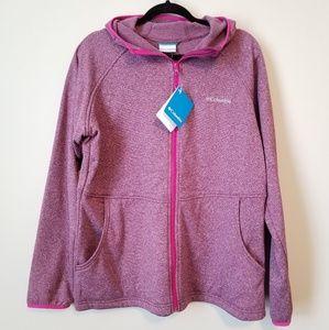 NWT Burgundy Columbia Jacket